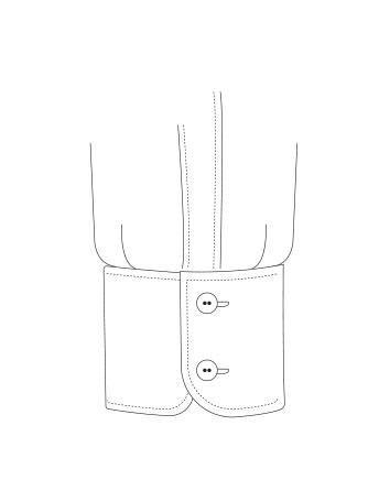 polso-camicia-arrotondato2bottoni