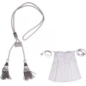 sartoria-leonardo-kit-pettorina-coppia-di-cordoniere-argento