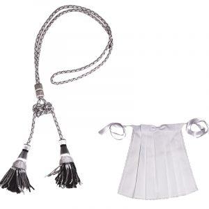 sartoria-leonardo-kit-pettorina-coppia-di-cordoniere-argento-nero