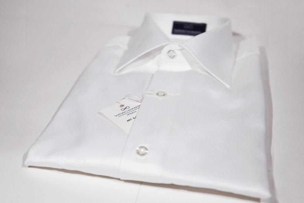 La camicia Sartoria Leonardo è interamente personalizzabile